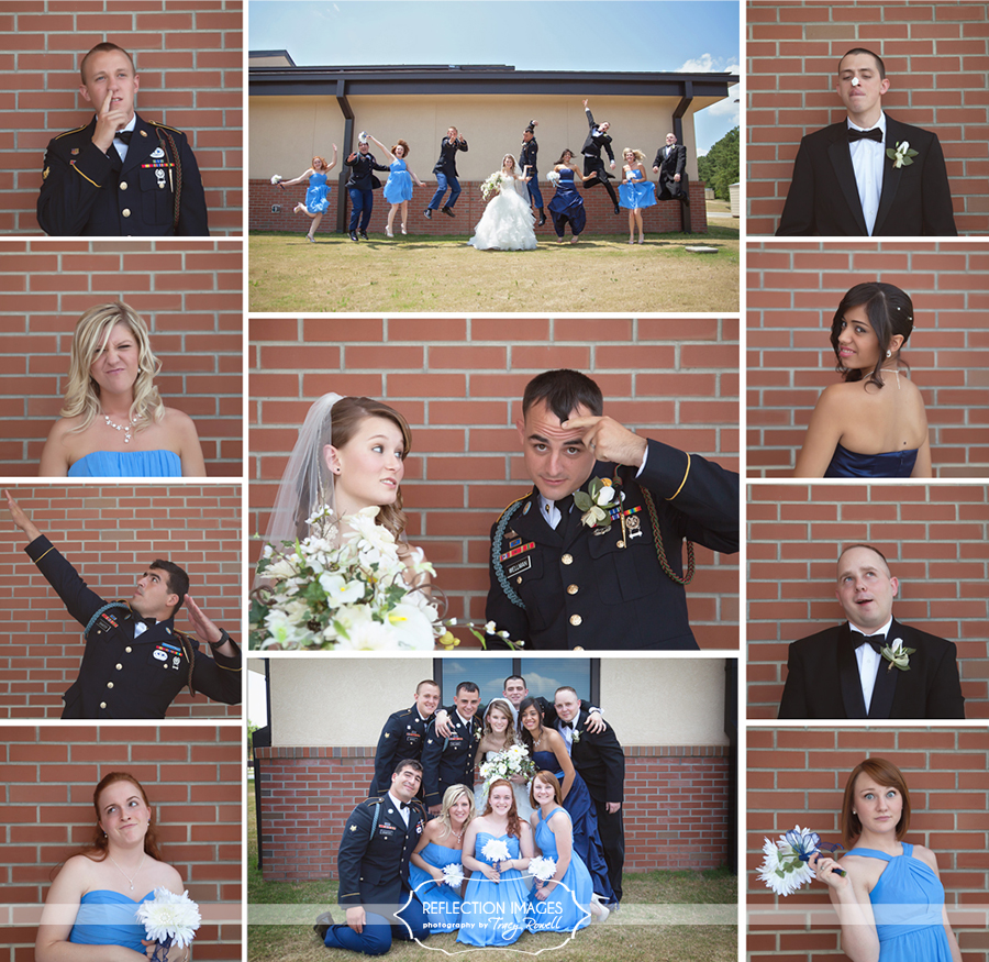 17bridal party